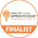 DREAMSIGHT: EMPLOYER OF THE YEAR FINALIST.