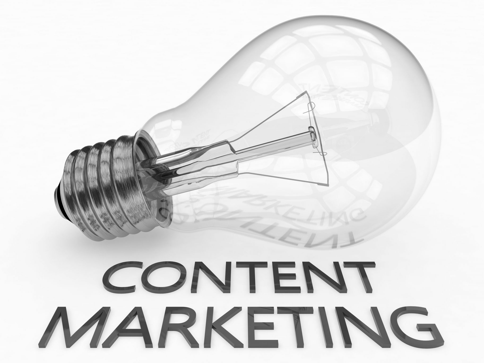 The Future Of Content Marketing Predicted Using 17 Charts