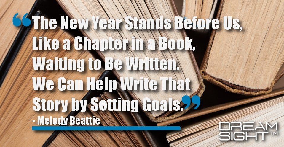 The New Year Stands Before Us, Like a Chapter in a Book, Waiting to