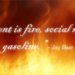 Content Is Fire, Social Media Is Gasoline