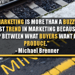 Content Marketing Is More Than A Buzzword.