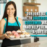 Our jobs as marketers are to understand how the customer wants to buy and help them to do so