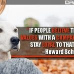 If People Believe They Share Values With A Company, They Will Stay Loyal To That Brand