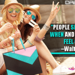People Spend Money When And Where They Feel Good.