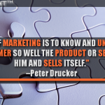 The Aim Of Marketing Is To Know And Understand The Customer So Well The Product Or Service Fits Him And Sells Itself