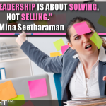 Thought Leadership Is About Solving, Not Selling