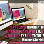In Today's Information Age Of Marketing And Web 2.0, A Company's Website Is The Key To Their Business