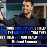 If You Just Help Your Customers, Or Help Your Buyers Buy, And Answer The Questions That They Have In That Journey, Then You Can Really Succeed