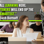 We're All Learning Here; The Best Listeners Will End Up The Smartest
