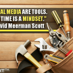 Social Media Are Tools. Real Time Is A Mindset