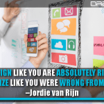 Design Like You Are Absolutely Right, Then Optimize Like You Were Wrong From The Start