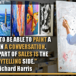 You Need To Be Able To Paint A Picture In A Conversation. The Lost Part Of Sales Is The Storytelling Side